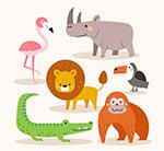 可爱野生动物