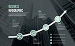 商务时间轴信息图