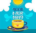 美味早餐咖啡