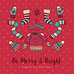 圣诞节服饰和配饰