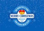 圣诞节新年贺卡