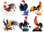 6款创意公鸡