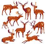 9款创意鹿设计