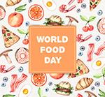 世界粮食日食物