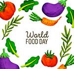 世界粮食日蔬菜