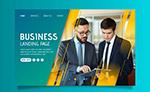 商务网站登录界面