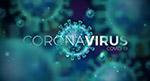 蓝色新型冠状病毒