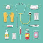 预防检测新冠肺炎物品