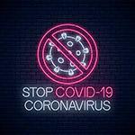 阻止新型冠状病毒