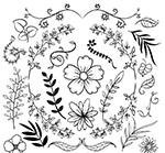 手�L�淙~花卉