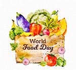 世界粮食日蔬菜水果