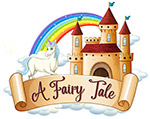 卡通童话城堡