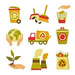 垃圾回收图标
