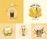 国际啤酒节矢量