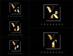 双字母组合标志3