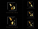双字母组合标志4