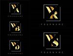 双字母组合标志5
