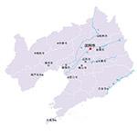 辽宁省矢量地图