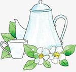 秋季养生茶壶