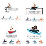 咖啡店铺标志