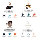 咖啡图案标志