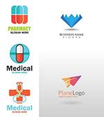 医疗飞机等标志
