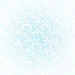 白色花纹图案背景