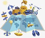 折纸地图毕业旅行