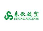 春秋航空标志