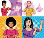 关爱女性人物漫画