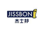 杰士邦logo标志