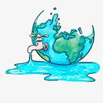 保护地球水资源