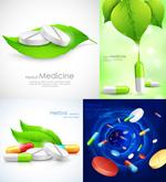 医疗药品海报
