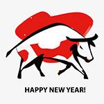 红色牛2021版式