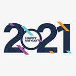 2021创意数字