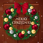 圣诞节快乐矢量