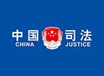 中国司法logo