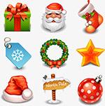 圣诞节周边饰品
