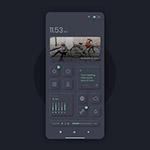 手机UI模板