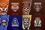 电竞游戏战队徽章