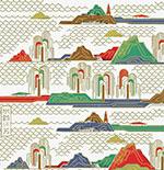 中国风山石装饰