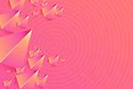 三角形抽象矢量背景