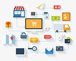 电子商务信息图
