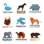 动物主题标志