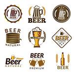 啤酒徽标LOGO