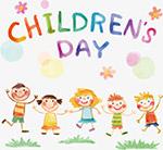 儿童节装饰矢量图