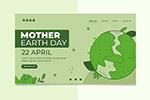 地球母亲日网页