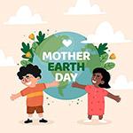 地球母亲日国际友人