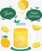 美味柠檬汁