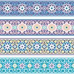 手绘装饰花纹